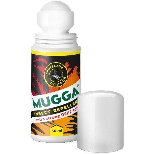 e42a9311617e Mugga na kleszcze komary w kulce 50% DEET 50ml MA7360 ...