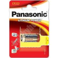 Bateria litowa CR123 Panasonic CR-123AL/1BP