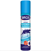 Spray na komary i kleszcze Bros 90ml 06.2022