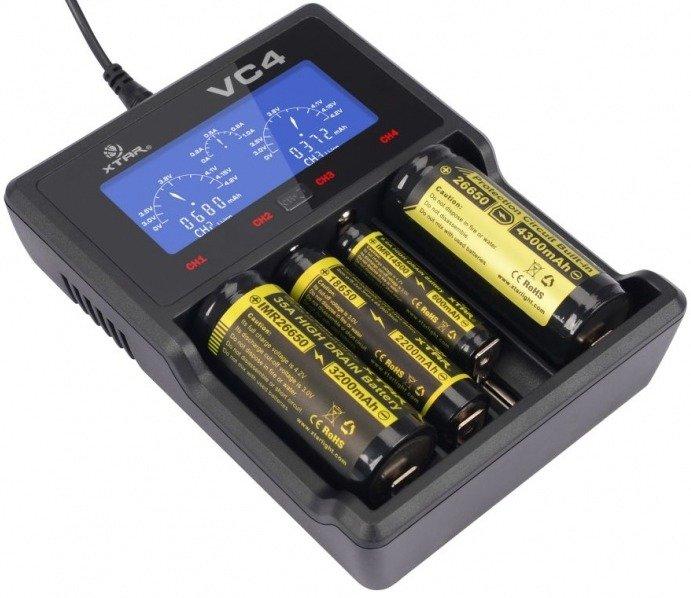 LCD ładowarka micro usb pojemność baterii napięcie prądu