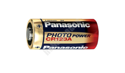 Bateria litowa CR123 Panasonic CR-123AL/1BP 01.2029