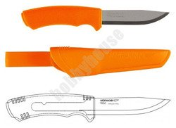 Nóż Mora BushCraft Orange 12049