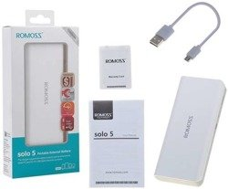 Powerbank Romoss Solo 5 10000mAh PH50-403