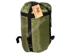Śpiwór mumia olive Fox Outdoor 31622B